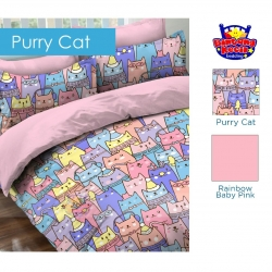 sprei-star-purry-cat
