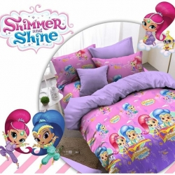 sprei-star-shimmer and shine