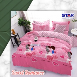 Sprei STAR Sweet Romance