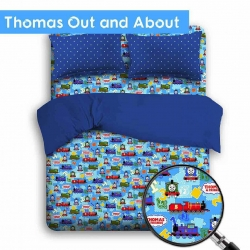 Sprei Star thomas-out-and-about