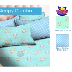 star-sleepy-dumbo hijau