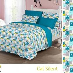 sprei-grow-cat-silent-biru