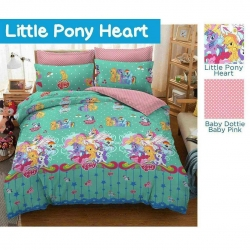 Sprei Star Little-Pony-Heart-Tosca