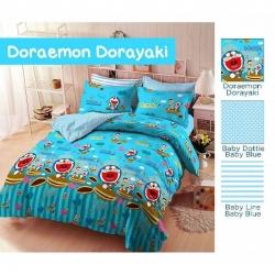 Sprei Star doraemon-dorayaki