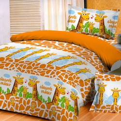 Sprei Star giraffe-family