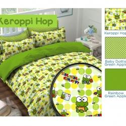 sprei-star-keroppi-hop