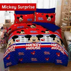 Sprei Star mickey-surprise