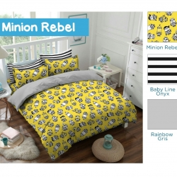 sprei-star-minion-rebel-kuning