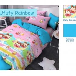 sprei-star-ufufy-rainbow-pink