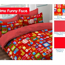 star-elmo-funny-face-merah