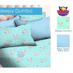 star-sleepy-dumbo hijau