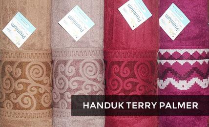 Handuk Terry Palmer Premium