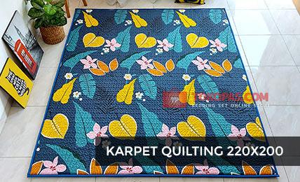 Karpet Lantai Quilting