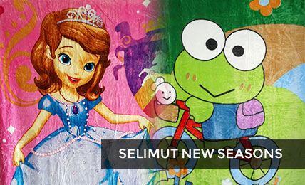 Selimut New Seasons