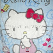 Hello Kitty Biru