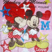 Mickey Love Famous