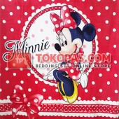 Selimut My Dream Minnie Polkadot