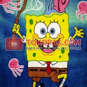 Selimut My Dream Spongebob Jala