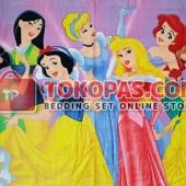 Handuk Karakter Dixon 7 Princess