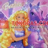 Handuk Karakter Dixon Barbie Kuda