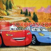 Handuk Karakter Dixon Cars