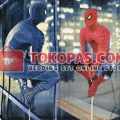 Handuk Karakter Dixon Spiderman