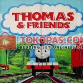 Handuk Karakter Dixon Thomas