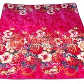 Karpet Selimut Bulu Lembut Little Angel LA Fanta Rose