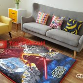 Karpet Selimut Karakter Golden GD Star Wars