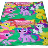 Karpet Selimut JN Pony Friendship
