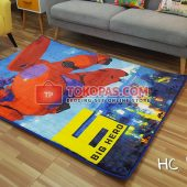 Karpet Selimut Karakter Happy Castle HC Big Hero