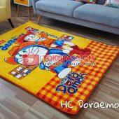Karpet Selimut Karakter Happy Castle HC Doraemon Koboy
