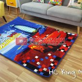 Karpet Selimut Karakter Happy Castle HC King McQueen