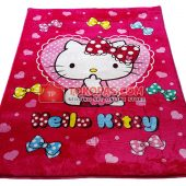 Karpet Selimut New Seasons Karakter NS Hello Kitty Pita