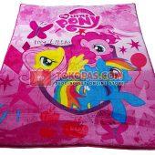 Karpet Selimut New Seasons Karakter NS Little Pony