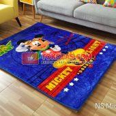 Karpet Selimut New Seasons Karakter NS Mickey Flight