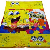Karpet Selimut New Seasons Karakter NS Spongebob