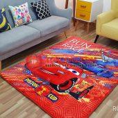 Karpet Selimut Karakter Rosanna RO Cars Race