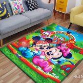 Karpet Selimut Karakter Rosanna RO Mickey Friend