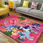 Karpet Selimut Karakter Rosanna RO Pony Castle