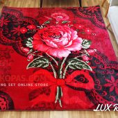 Karpet Selimut Luxury Jumbo - LUX RO Karina