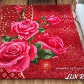 Karpet Selimut Luxury Jumbo - LUX RO Marina