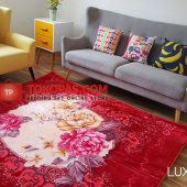 Karpet Selimut Luxury LUX Lockerbie