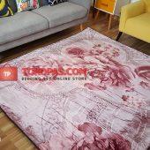 Karpet Selimut Luxury Besar LUX Nelson