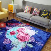 Karpet Selimut Luxury LUX Paisley