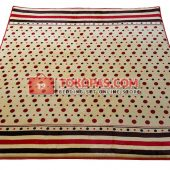 Karpet Selimut Lucky LY Dottie Line