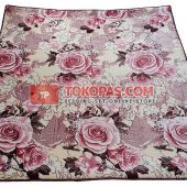 Karpet Selimut Lucky Japan Rose