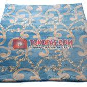 Karpet Selimut Lucky LY Rambat Biru