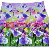 Karpet Selimut MC Violet Orchid