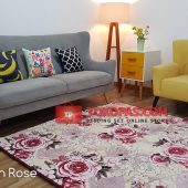 Karpet Selimut Medium MED Japan Rose